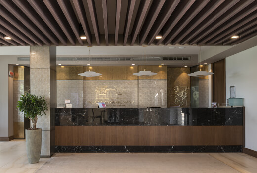 Hotel Acoustics | Woodwood Group