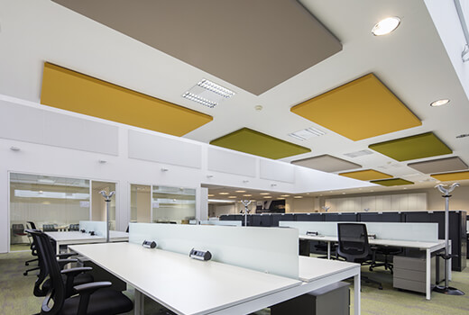 Office Acoustics | Woodwood Group