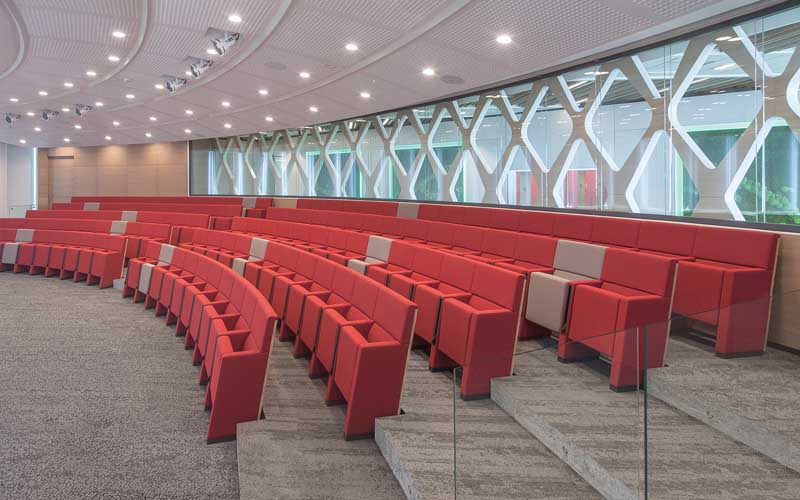LAMM Conference Seating | Woodwood Group