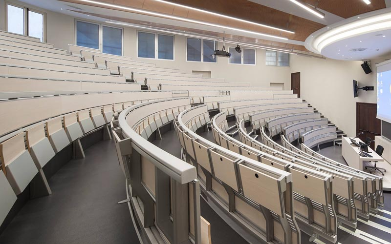 LAMM Education Seating | Woodwood Group