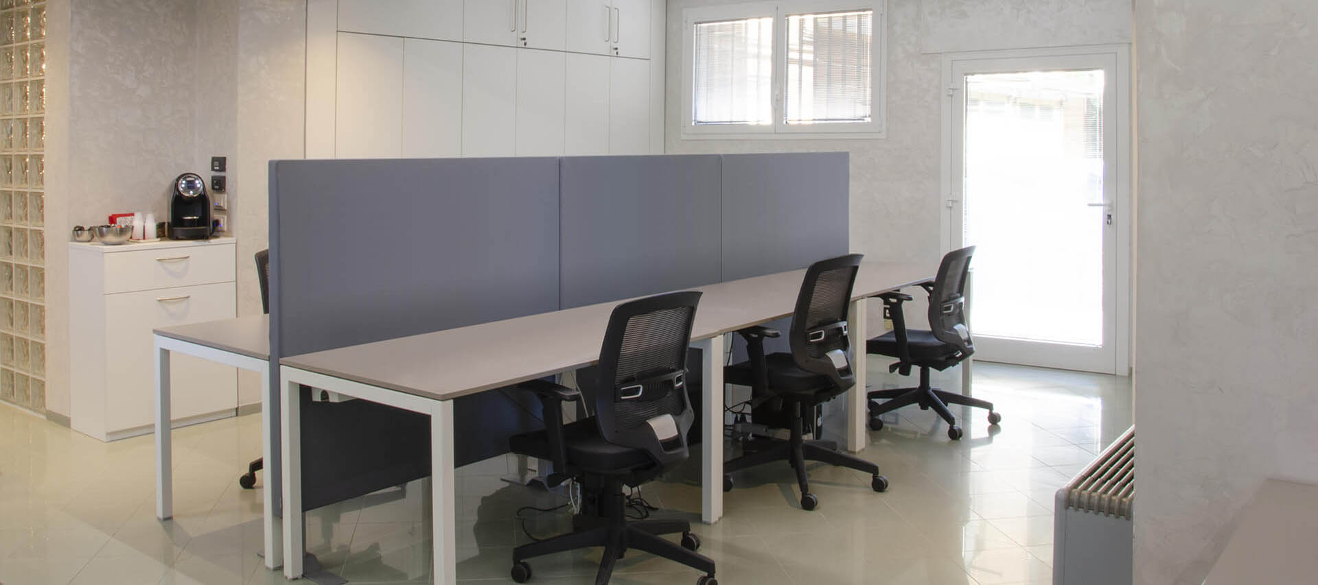 Caruso D-Space Free Standing Acoustic Panel | Woodwood Group
