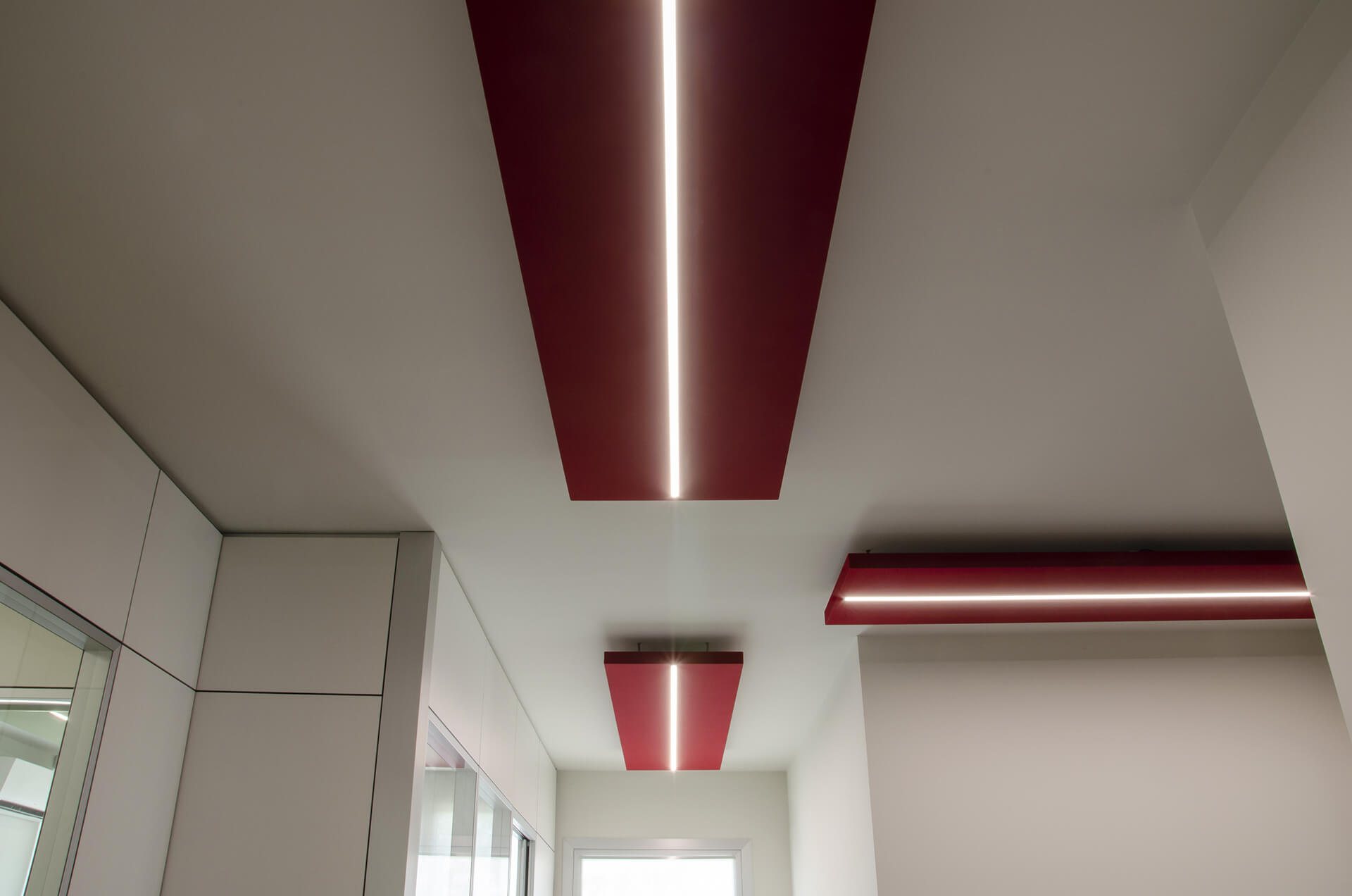 Caruso Silente Acoustic Lighting | Woodwood Group