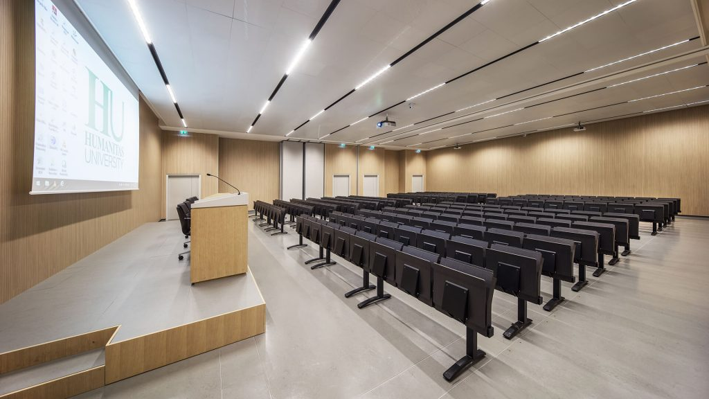 LAMM Education Seating Systems | Woodwood Group