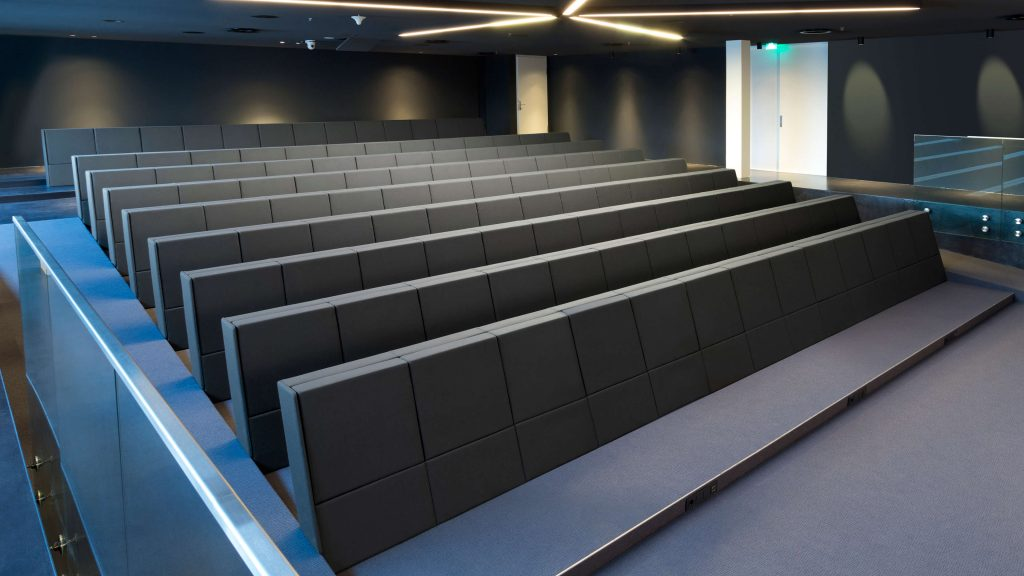 LAMM Auditorium & Conference Seating | Woodwood Group