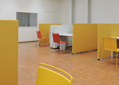 Caruso D-Space Acoustic Divider | Woodwood Group