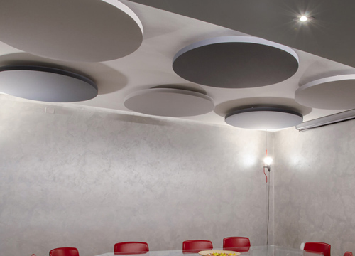 Caruso Acoustic Dot Wall & Ceiling Panel | Woodwood Group