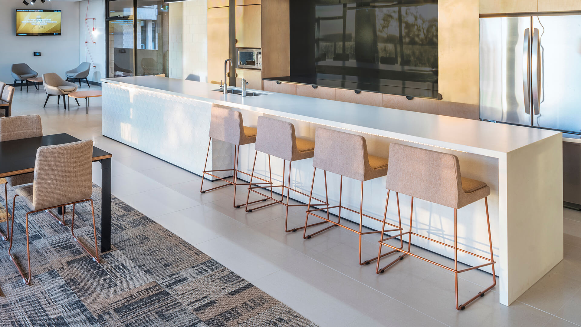 LAMM Multi-purpose Seating | Woodwood Group