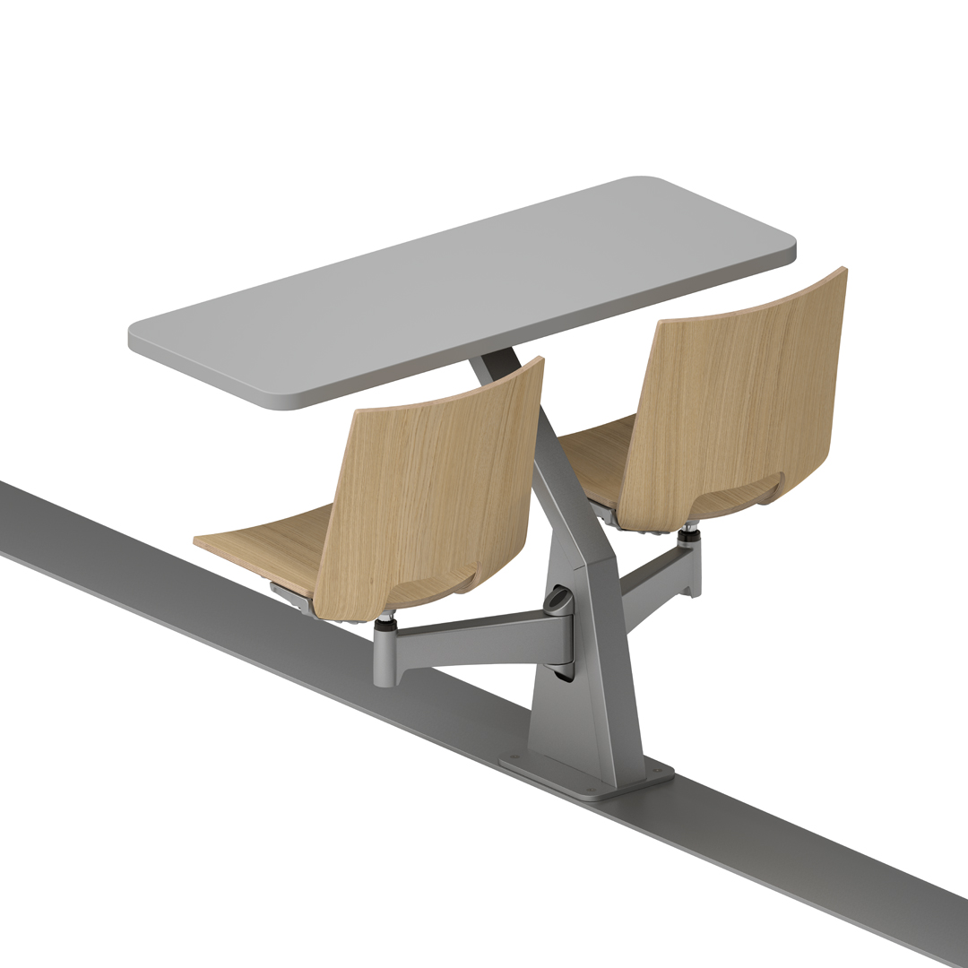 LAMM ST12-13 Education Seating | Woodwood Group