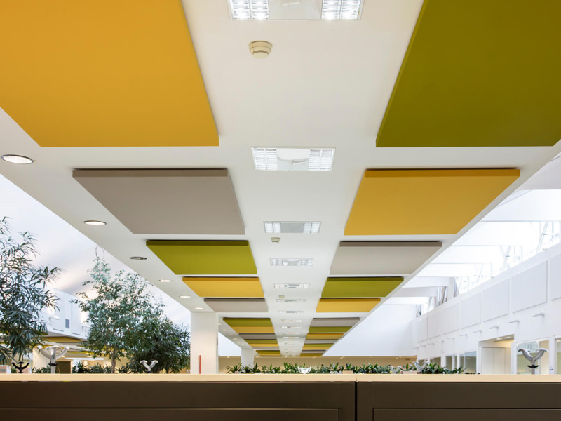 Caruso Silente Wall & Ceiling Panels | Woodwood Group