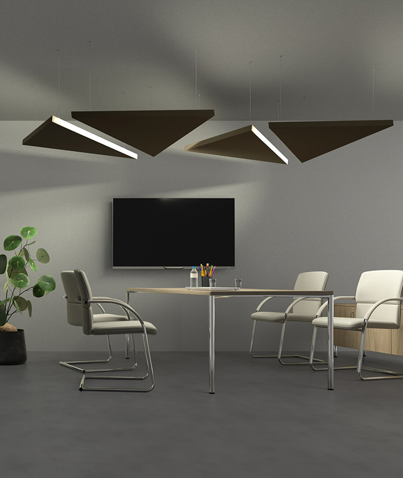 Lateral Line LED Lighting | Woodwood Group